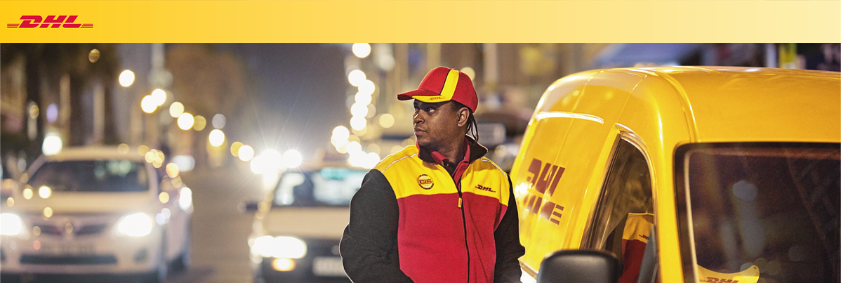 Build your career with DHL